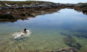 Hemmelig lagune